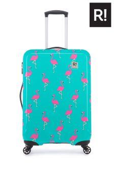 Revelation By Antler Maluku Flamingo Suitcase Medium