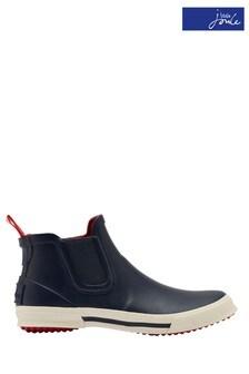 Joules Blue Rainwell Boys Rubber Boots