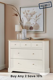 Hampton 5 Drawer Chest