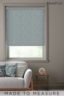 Tarn Made To Measure Roller Blind by MissPrint