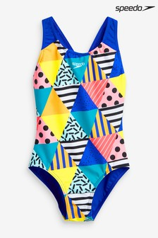 Speedo® Dazzleblock Swimsuit