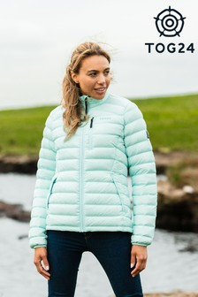 Tog 24 Womens Blue Hudson Insulated Jacket
