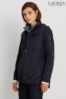 Lauren Ralph Lauren® Navy Showerproof 2-In-1 Jacket