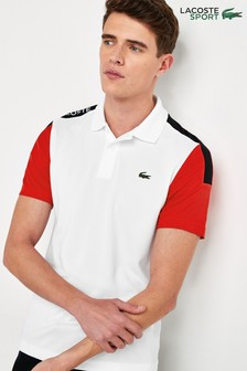 Lacoste® Sport Poly Polo