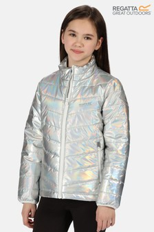 Regatta Silver Junior Freezeway Ii Insulated Jacket
