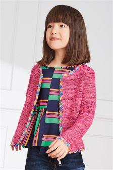 Tweed Jacket (3-16yrs)