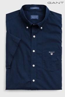 GANT Regular Short Sleeve Broadcloth Shirt