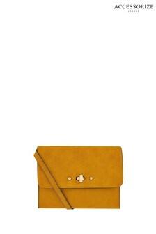 Accessorize Tan Sarah Cross Body Bag