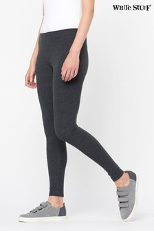 White Stuff Grey Marl Jumping Lil Leggings