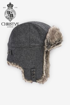 Christys' London Trapper Hat