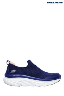 Skechers® Blue D'Lux Walker Quick Upgrade Sports Shoes