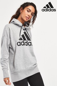 adidas Badge Of Sport Longline Hoody