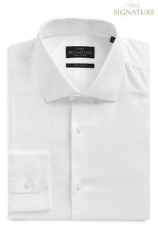 Немнущаяся рубашка классического кроя Signature