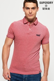 Superdry Poolside Pique Poloshirt