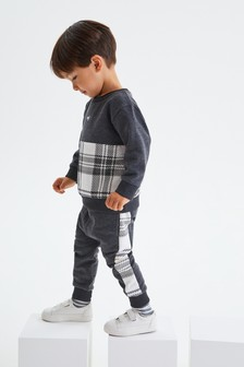 Crew And Jogger Set (3mths-7yrs)