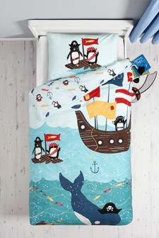 Pirates Bed Set