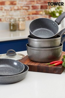 5 Piece Pan Set by Tower
