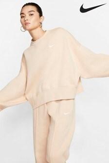 Nike Sportswear Essentials Fleece Crew Sweater