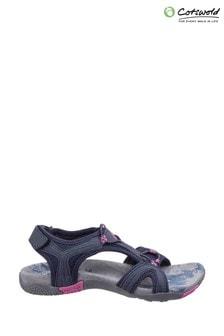 Cotswold Blue Cerney Sandals