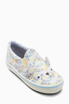 Print Bear Skate Shoes (Younger)