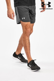 Under Armour Black Knit Shorts