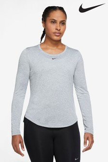 Nike One Dri-FIT Long Sleeve Top
