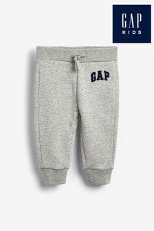 Gap Grey Logo Joggers