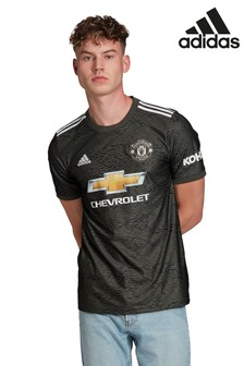 adidas Manchester United Away 20/21 Football Shirt