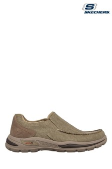 Skechers® Brown Arch Fit Motley Rolens Shoes