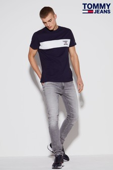 Tommy Jeans Austin Slim Tapered Grey Jeans