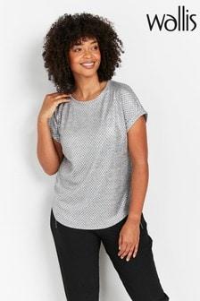Wallis Silver Diamond T-Shirt