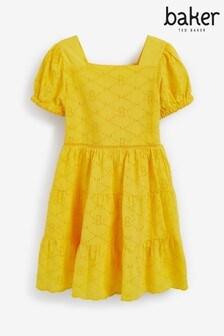 Baker by Ted Baker Broiderie Dress
