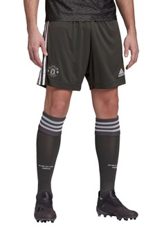 adidas Manchester United Away 20/21 Football Shorts
