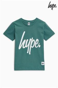 Hype. Core T-Shirt, Schwarz