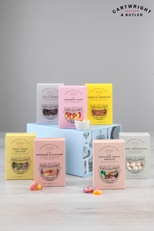Sweet Shop Selection Gift Box by Cartwright & Butler