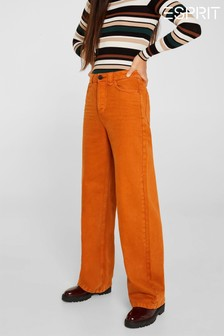 Esprit Flared Woven Pants