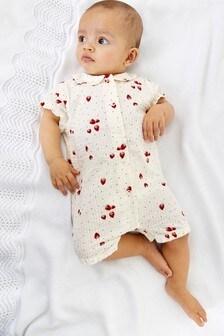 Pyjama Romper (0mths-3yrs)