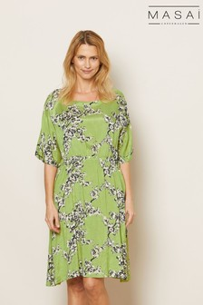 Masai Green Nan Dress