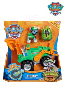 Paw Patrol Dino Rescue DLX Vehicles Rocky