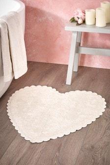 Vintage Heart Mat