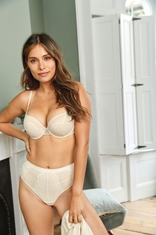 Mimi Triple Boost Caged Lace Bra
