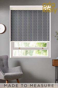 Linear Made To Measure Roller Blind by Orla Kiely