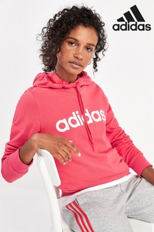 adidas Essentials Linear Pullover Hoody