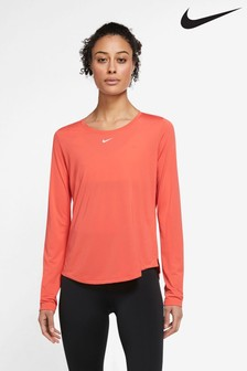 Nike One Dri Fit Long Sleeve Top