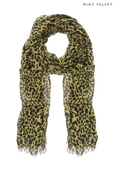 Mint Velvet Animal Maisie Print Scarf