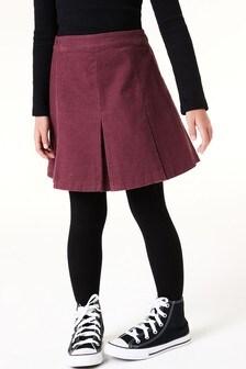 Cord Tennis Skirt (3-16yrs)