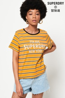 Superdry Rae Stripe T-Shirt