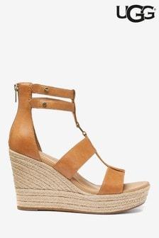 UGG® Kolfax Wedge Sandals