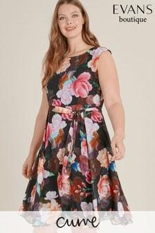 f4df5b6b3557c Buy Women's dresses Black Black Dresses Evans Evans from the Next UK ...
