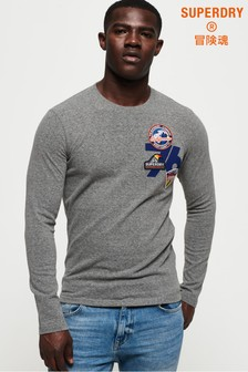 Superdry 76 Surf Long Sleeve T-Shirt
